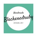 Blackened Ruby Jewelry